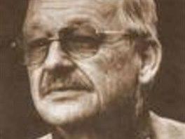 Spisovatel Jan Beneš po návratu z exilu.