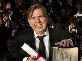 Vítěz herecké kategorie Cannes 2014 Timothy Spall