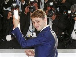 Režisér filmu Mommy Xavier Dolan skončil v Cannes 2014 třetí