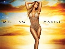 Obal nového alba zpěvačky Mariah Carey