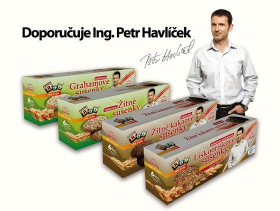 Ing. Petr Havlíček doporučuje