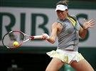 Chorvatská tenistka Ajla Tomljanovičová senzačně porazila Radwaňskou a...