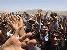 Napjatou atmosféru v muslimském státu umocňuje i nadcházející druhé kolo