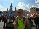 Run Tour v Českých Budějovicích.