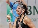JE TO TAM! Lucie Šafářová postupuje do osmifinále Roland Garros, radost z její...