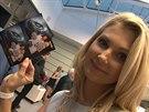 Sandra Parmová se chce partnerovi Michalu Janotkovi líbit, v létě nosí hlavně...