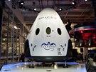 Takto by měl vypadat modul Dragon V2, který má do dvou až tří let letět s...
