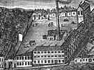 Are�l sodovk�rny v roce 1890.