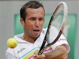 Český tenista Radek Štěpánek vypadl na Roland Garros ve 3. kole s Lotyšem...