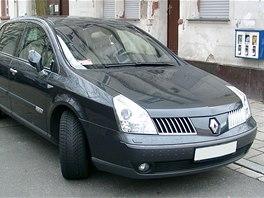 Renault Vel Satis se vyr�b�l v letech 2002 a� 2009, sv�m prodejem p��li�