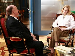 Hitchcock a jeho hvězda ve filmu Grace, kněžna monacká