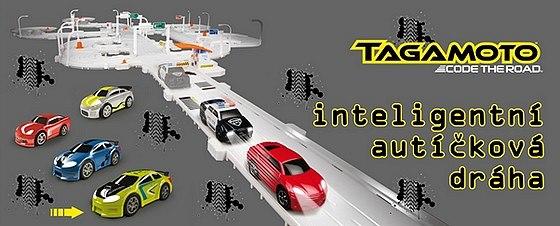 Novinkové autodráhy Tagamoto pobaví celou rodinu (zdroj: SmartLife s.r.o.)