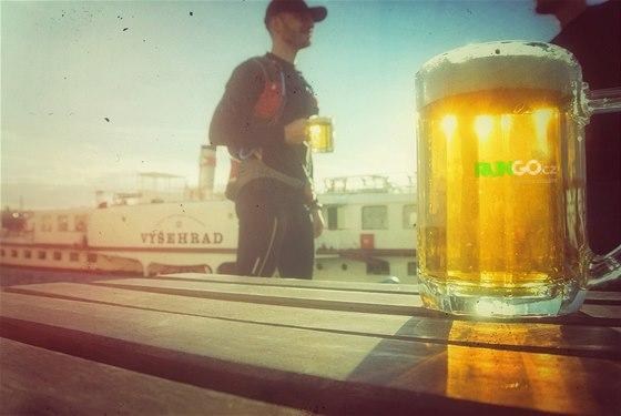 Pivo a běh, rýmuje se to?