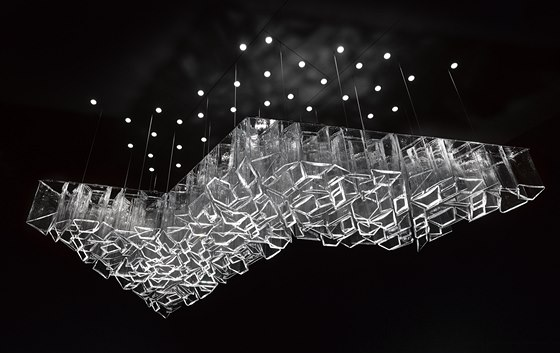 Daniel Libeskind pro Lasvit
