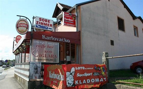 První nocleh Karlovac