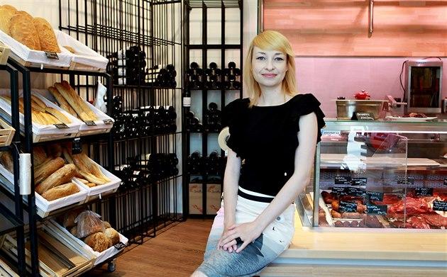 Lucie Frgalová studovala muzeopedagogiku, skončila však u jídla. Pracuje v...