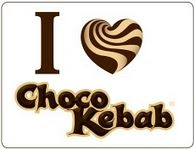 Milovn�ky sladkost� uchv�t� �okol�dov� novinka. Hitem roku je ChocoKebab!