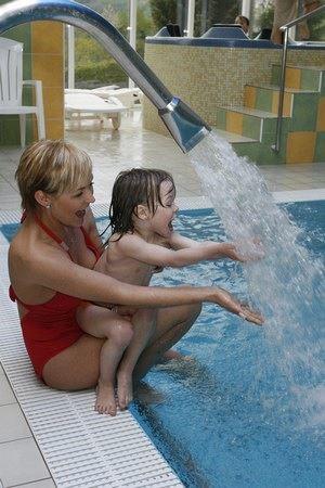 Wellness hotel Diana - bazén
