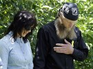 Rodiče amerického vojáka Bowe Bergdahla (4. června 2014)