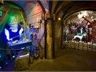 Kdo v rámci Historického víkendu navštíví plzeňské Muzeum strašidel, dostane