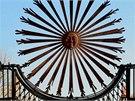 V zámeckém parku v Hořovicích uvidíte slavnou Sluneční bránu