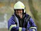 Šťastný hasič