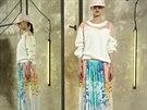 Kromě oblečení na míru tvoří značka Chatty i sezonní kolekce. Ta aktuální...