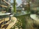 Firma má za cíl vybudovat na pozemcích novou čtvrť asi pro 15 tisíc lidí