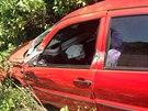 Dopravní nehoda u Mochova
