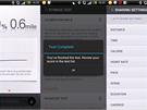 Aplikace iRiverOn: nastavení
