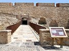 Vstup do pevnosti vMelille