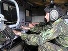 Ostré raketové střelby českých vojáků z protiletadlových baterií 2K12 KUB u...