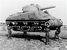 I tenhle nafukovací tank pomohl porazit nacistické Německo.