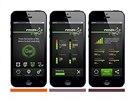 Výsledky rozboru se uživateli zobrazí v mobilní aplikaci na zařízeních se...