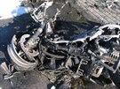 Při dopravní nehodě v brněnské Líšni zemřel v pátek 6. června časně ráno...