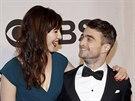 Daniel Radcliffe s p��telkyn� Erin Darke