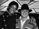 Michael Jackson a Paul Anka