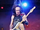Z koncertu Iron Maiden, 8. června 2014, Brno - Velodrom