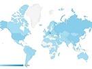 Statistika podle zemí