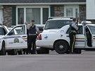Kanadská policie pátrá po střelci, který zabil tři policisty ve městě Moncton a...