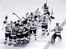 Hokejisté Los Angeles Kings postupují do finále Stanley Cupu.
