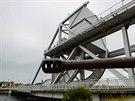 Pegasus Bridge - na tomto strategickém místě se odehrála jedna z prvních akcí...
