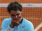 Rafael Nadal podeváté v kariéře vyhrál antukový turnaj Roland Garros.