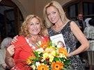 Halina Pawlowsk� a Kate�ina Bro�ov�