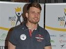 Finalista soutěže Muž roku 2014 Tomáš Dumbrovský (student, Brno, věk: 24 let,...