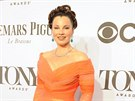 Fran Drescherov� na Tony Awards (New York, 8. �ervna 2014)