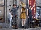 Tichý výraz vzdoru Thajci odkoukali z fantasy filmu Hunger Games.