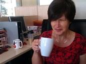 Kolegyně Zuzana Kohoutová se snaží odhalit, jak to vlastně chutná.