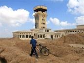 Mezinárodní letiště Jásira Arafata v pásmu Gazy