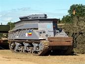 Vypro��ovac� tank Sherman BARV